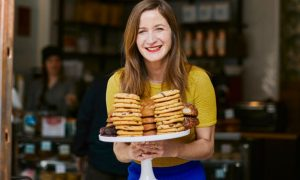 Agatha Kulaga, co-founder and CEO of Ovenly