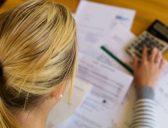 Walking away from debt vs. filing bankruptcy